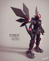 ICARUS -Before the Fall- by ben-aji