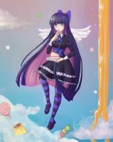 Stocking's paradise by Rosana127
