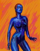 Mystique by eDIEvil