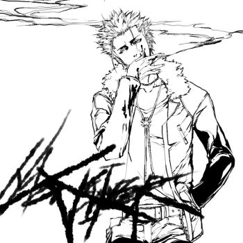 mikoto suoh by intorno