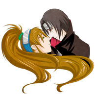 Request: Riita and Itachi by Unreturned