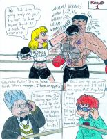 Boxing Angelica vs Drederick Tatum - 2 by Jose-Ramiro