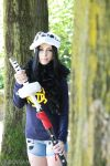 Trafalgar Law, fem! by Mellorineeee