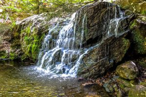 Cascading Down by jguy1964