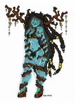 Dryad ... maybe.. by crochetamommy