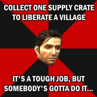 Just Cause 2 Advice Meme by Auslot