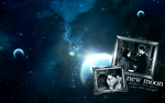 NEW MOON - Edward and Bella by Sx2