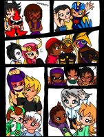 One Big Cyber Family by Rockgirl-Savvy