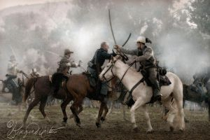 Civil War Reenactment by ForeverCreative