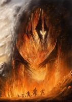 Fire Elemental by rasty690