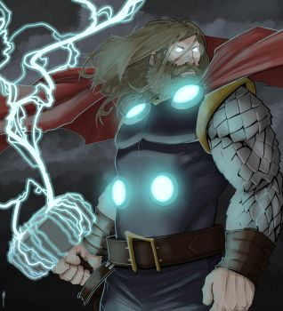 Thor Fin by MeaT-Artworx