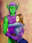 Green Goblin commission by Art-Gem