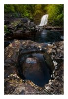 Falls of Falloch by SebastianKraus