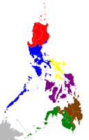 Substates of the Philippines by kyuzoaoi