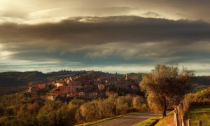 Little Tuscany by AlexGutkin