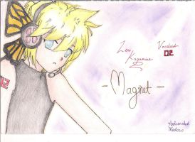 Len Kagamine -Magnet- by AnImAtEd-MeDoW