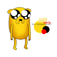 Jake tierno *-* by itii8