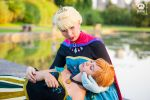 Frozen - Maybe you are the prophecy by Achico-Xion