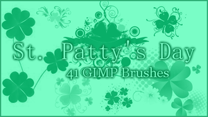 GIMP St. Pattys Day by Illyera