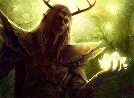 Forest King by kimsokol