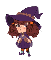 Witch adopt [OPEN] by b3rryadopts
