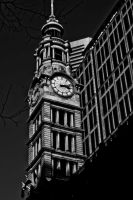 Clock tower by Ariel1707