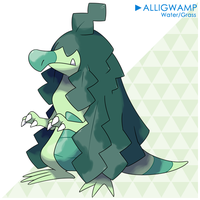170: Alligwamp by LuisBrain