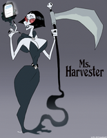 Ms.Harvester by SLB-CreationS