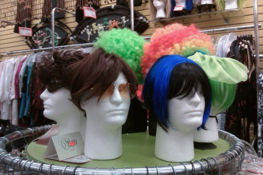 San Francisco Wigs 1 by loverlyone101