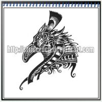 Tattoo Design 050 - Seth by StriderDen