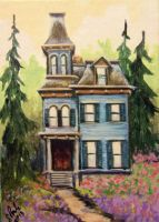 ACEO Hidden Charm #3 by annieoakley64