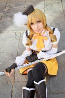 PMMM - Mami Tomoe by HauntedKing