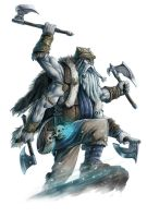Frost Giant by FStitz