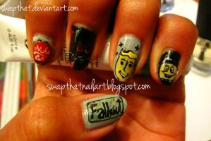 Fallout Nails by swapthat