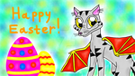 Gordon - Happy Easter! by Zonoya717