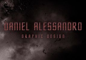 Text effect in Photoshop CC by DanielWarner123