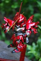 SD MSN-06S Sinanju by yunalookalike