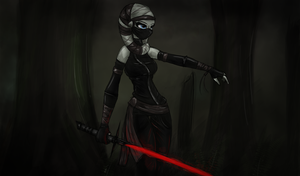 Star Wars Twi'lek by NinjaPony
