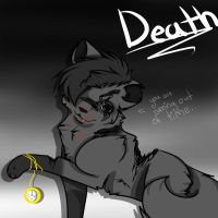 Death OC by wolvesforever122
