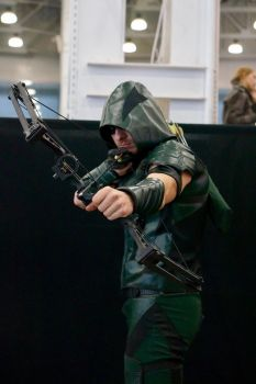 Arrow by IzmaylovNail