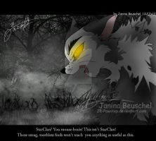 Crookedstars Promise -Not StarClan! by JB-Pawstep