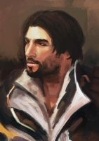 Ezio Brohood by Namecchan