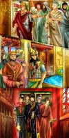The First Emperor : Caesar, Cyrus and Shi Huangdi by AFD42