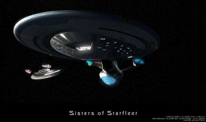 Sisters of Starfleet by quantsini