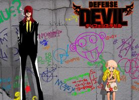 Defense Devil by DeGrin