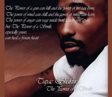 Tupac: The Power of a Smile by CaosTheory
