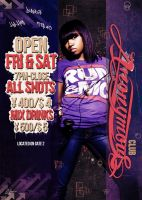Club Anonymous Flyer by Qvisions