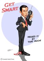 Maxwell Smart by GARTART