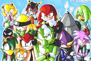 New Chaotix by General-RADIX