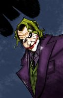 The Joker by hcnoel
